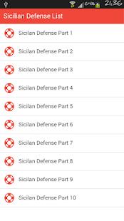 200 Traps for Sicilian Defense - náhled