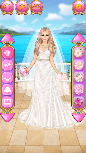 Model Wedding - Girls Games 1.1.4 screenshots 15