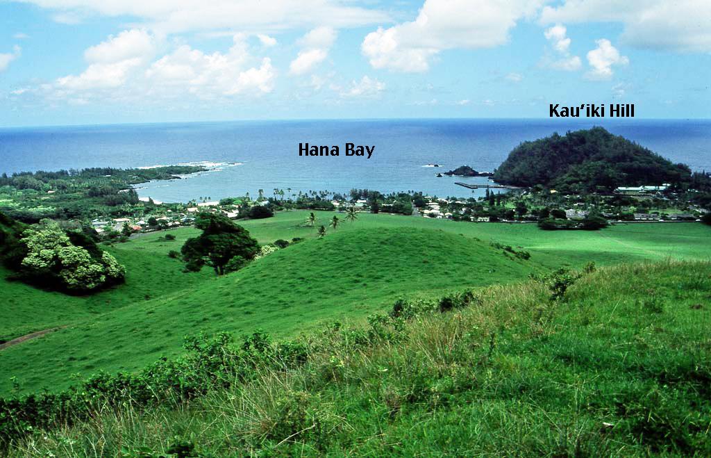 Hana Maui Bay