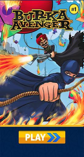 Capturas de pantalla de Burka Avenger 2