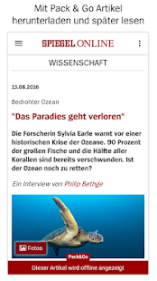 SPIEGEL ONLINE - News Screenshot 5