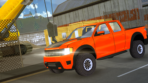 Extreme Racing SUV Simulator  screenshots 4