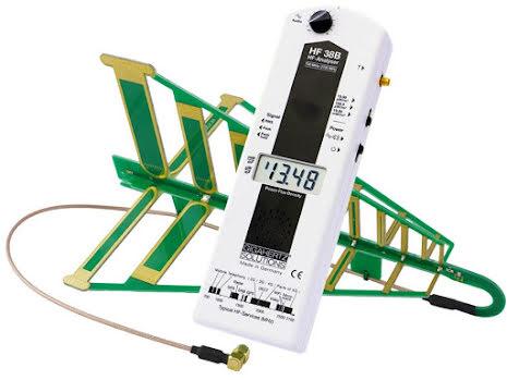 HF38B Mikrovågsmätare