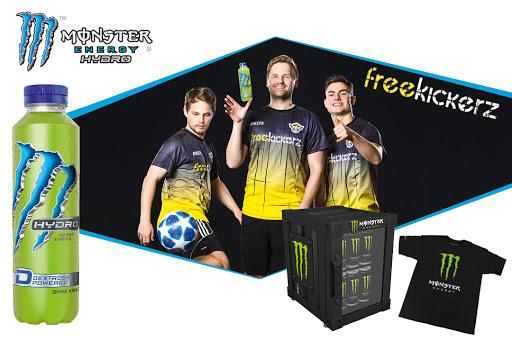 Bild für Cashback-Angebot: Monster Hydro Gewinnspiel - Monster