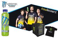 Angebot für Monster Hydro Gewinnspiel im Supermarkt - Monster