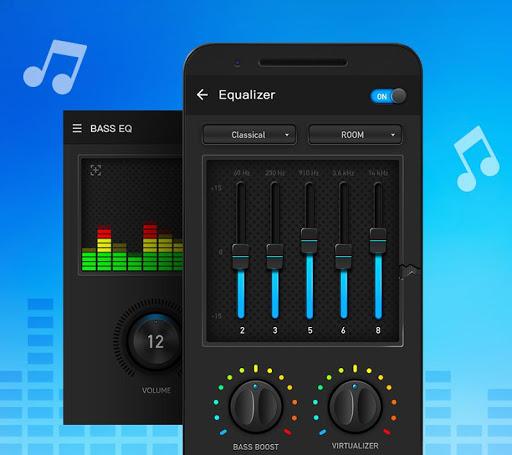 Equalizer & Bass Booster 1.6.6 screenshots 5