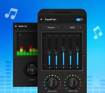 Equalizer & Bass Booster Screenshot