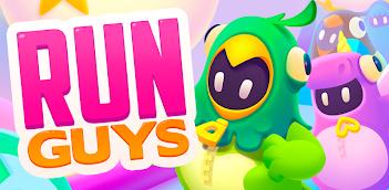 Jugar a Run Guys: Knockout Royale gratis en la PC, así es como funciona!