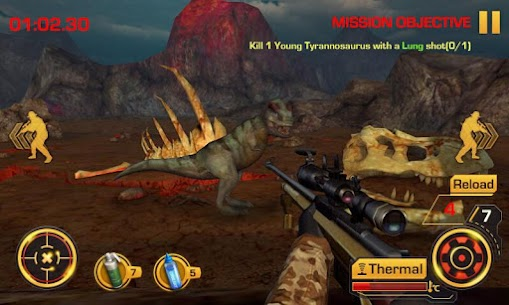 Wild Hunter 3D MOD APK (Unlimited Money) 5