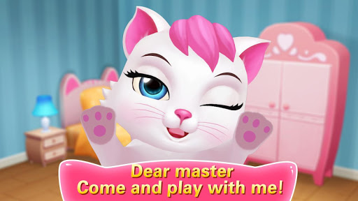 Cute Kitty - My 3D Virtual Cat for PC