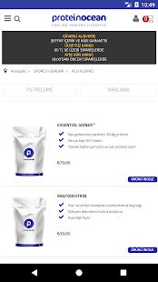 Proteinocean.com - náhled
