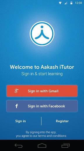 Aakash iTutor: NEET & IIT-JEE 6.8.0 screenshots 1