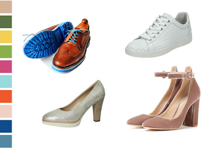 Schoentrends en hun onderhoud