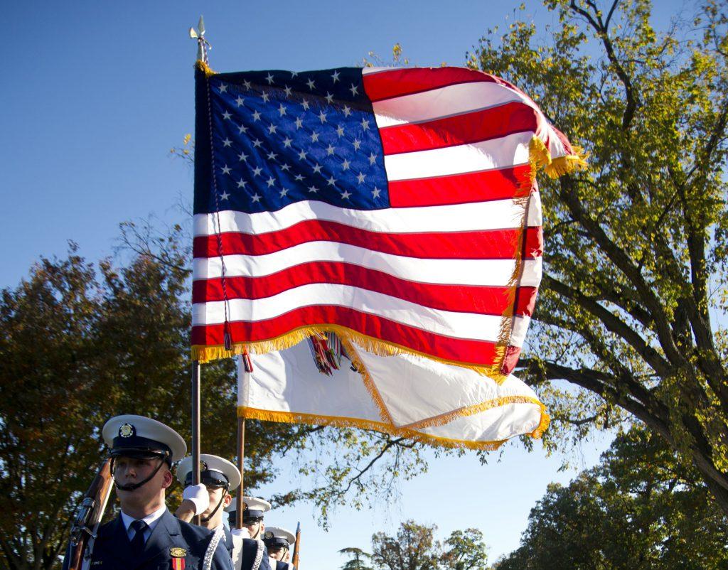 Fairmont Veterans' Day