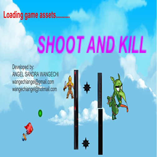 Shoot and Kill- screenshot