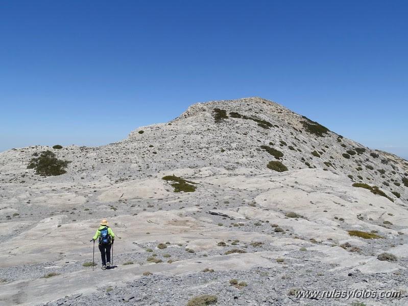 Subida al Torrecilla por la Loma Larga