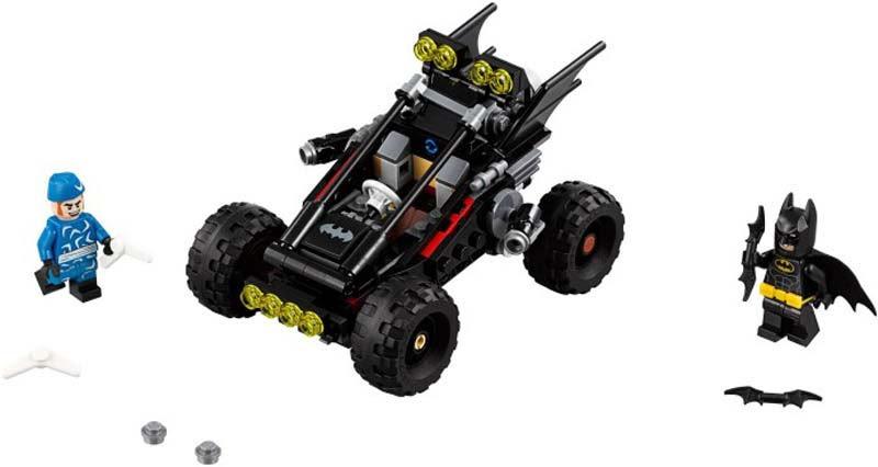Contenido de Lego® 70918 Batbuggy
