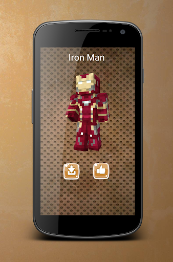 Superhero Skins for Minecraft for PC