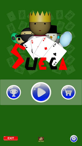 Sueca - card game android2mod screenshots 1