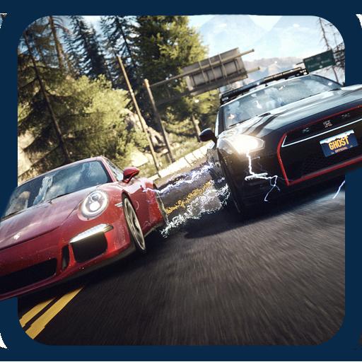 Double Racing Crash