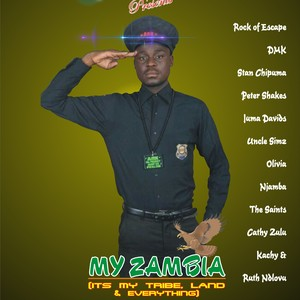 Cover Art for song MY ZAMBIA