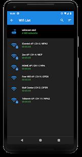 WIFI PASSWORD ALL IN ONE Screenshot