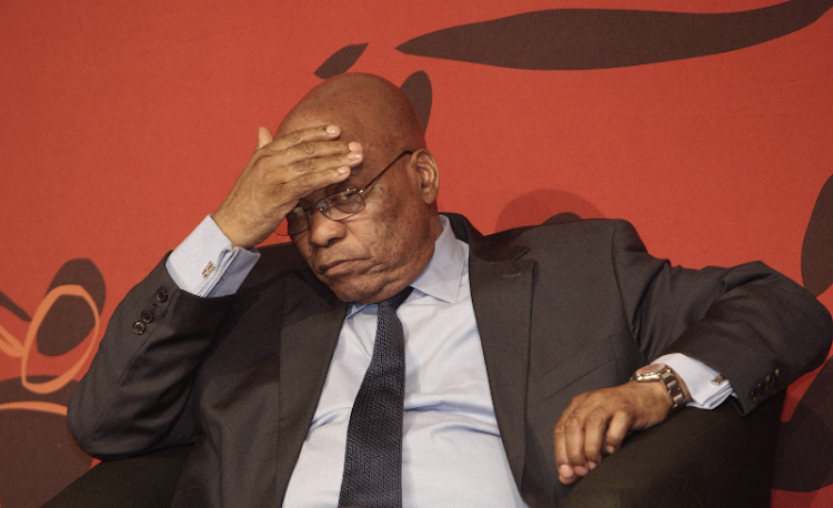 President Jacob Zuma. Picture: THE TIMES