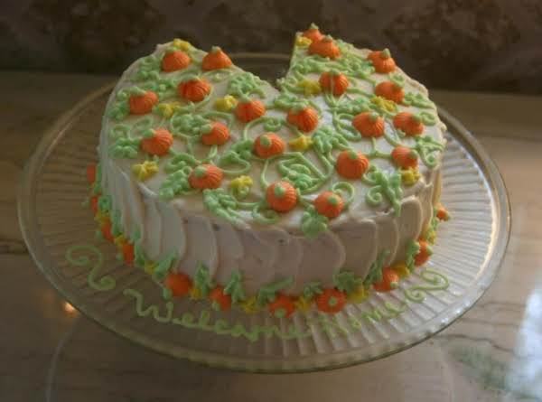 Pumpkin Patch Pumpkin Spice Cake