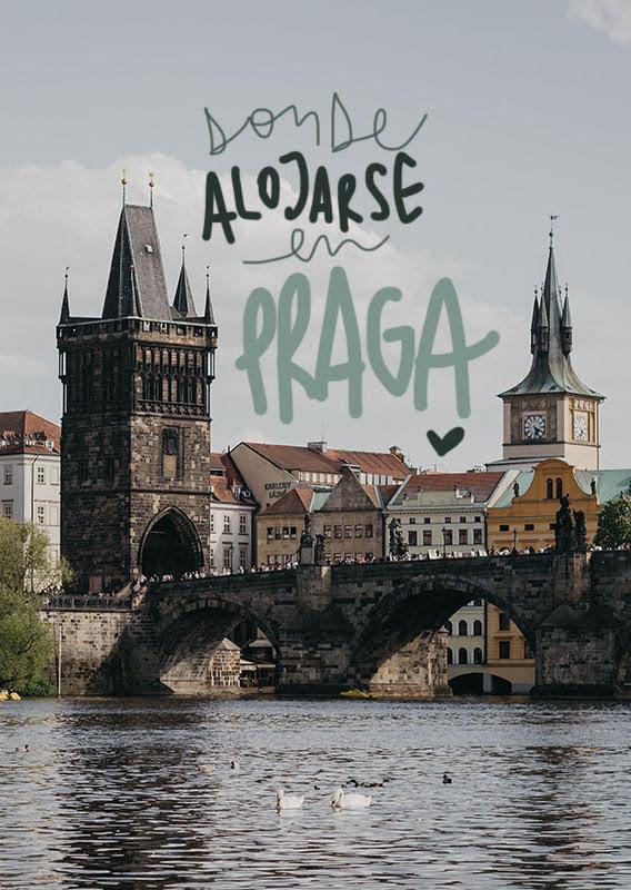 donde alojarse en Praga