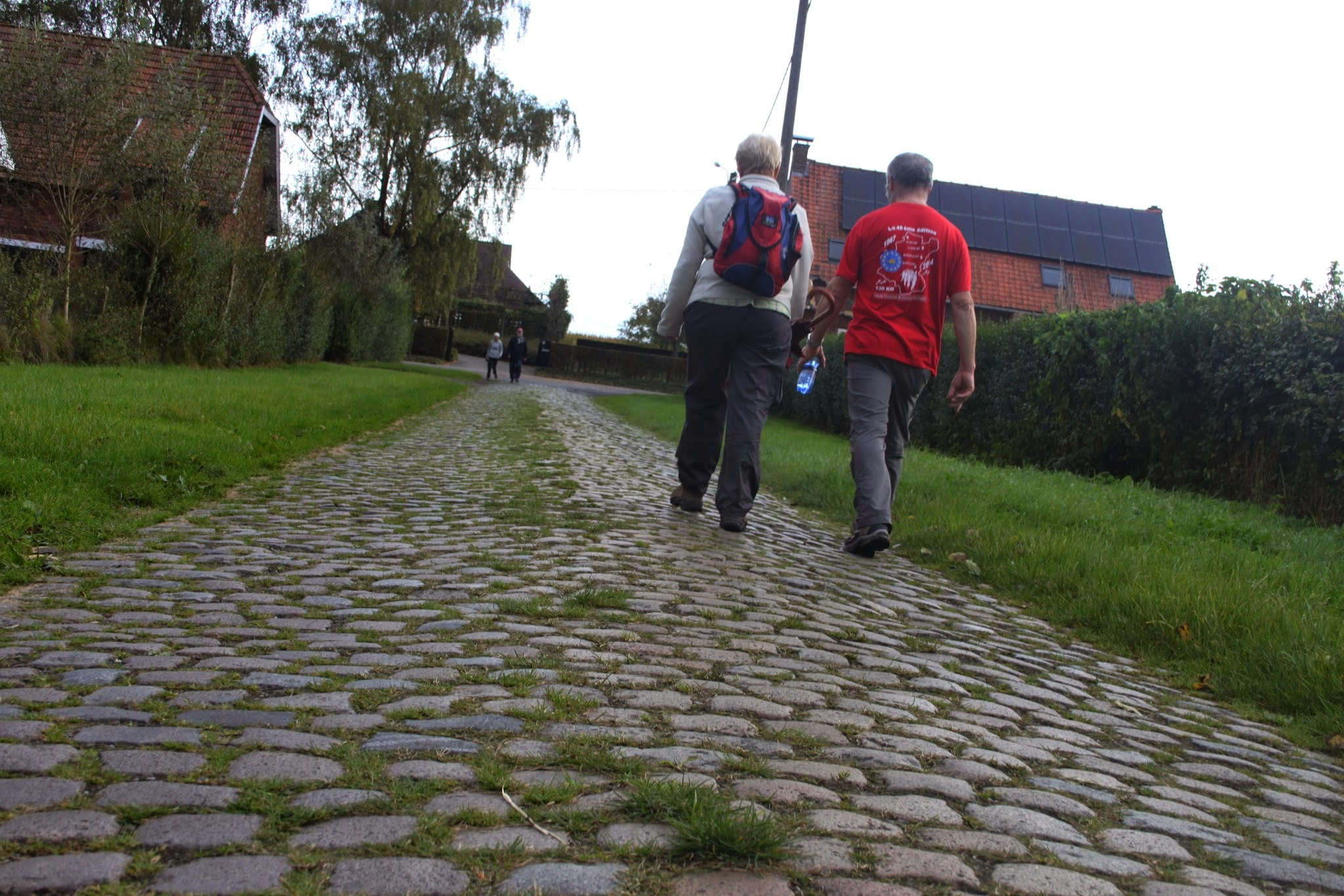 Photo: De oude Komenweg