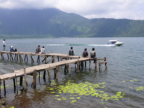 Photo: 15. Bali Island, Tabanan - Beratan Lake.