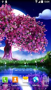 Cherry Blossom Live Wallpaper 2