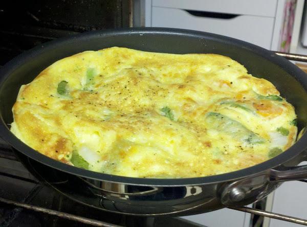 A Vegetable Frittata Recipe