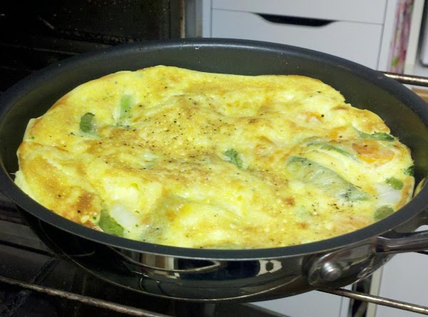 A Vegetable Frittata Recipe
