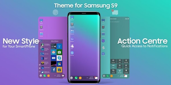 S9 Theme For computer Launcher 1 0 (Ad-Free) APK for Android