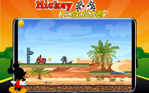 Mickey Race Roadster Adventure  screenshots EasyGameCheats.pro 4