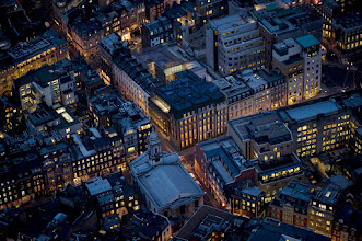 Photo: 3D/Architectural Visualisation:This aerial 3d shot is part of a project I have been involved in!
