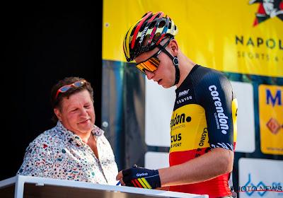 Door moeder van Merlier georganiseerde oefenkoers gestaakt na hartstilstand; 20-jarige renner overlijdt in ziekenhuis