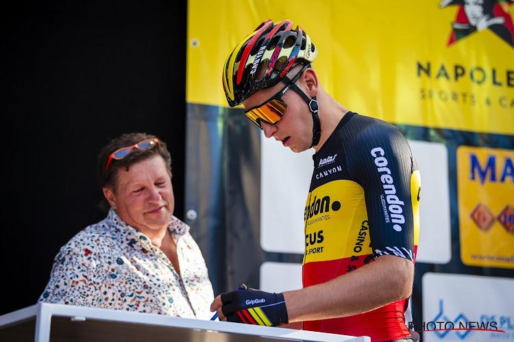 Door moeder van Merlier georganiseerde oefenkoers gestaakt na hartstilstand; 20-jarige renner overleden