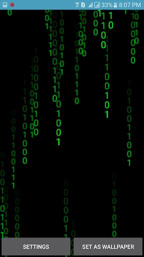Matrix Live Wallpaper Apk 12