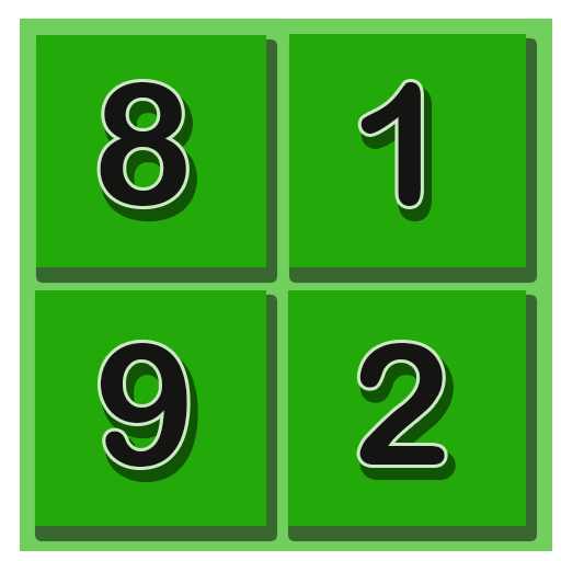 8192 - Hard puzzle game free