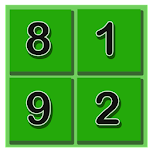 8192 - Hard puzzle game free Icon