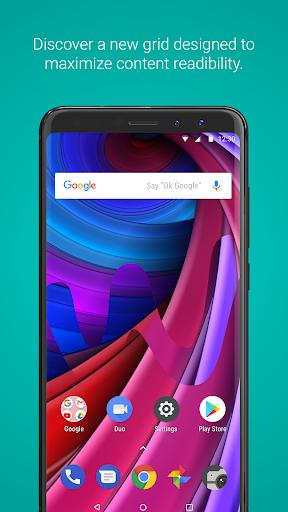 Wiko Launcher screenshot 1
