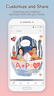 MomentCam Cartoons & Stickers – képernyőkép indexképe