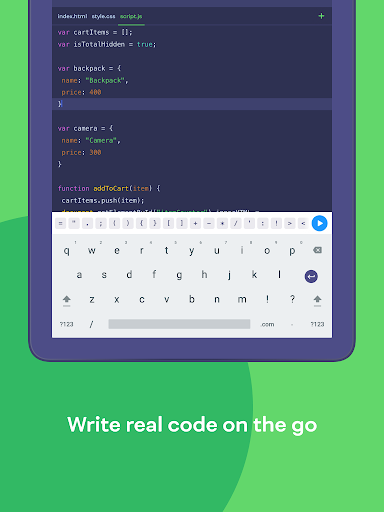 Mimo: Learn coding in JavaScript, Python and HTML 2.31 screenshots 9