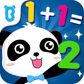 Little Panda Math Genius - Education Game For Kids