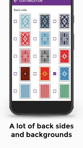 Solitaire free: 140 card games. Classic solitaire apkdebit screenshots 5