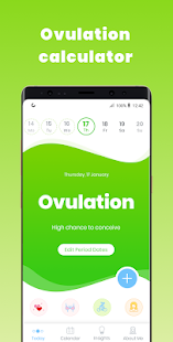 App Period Tracker MIA – Ovulation calculator APK for Windows Phone