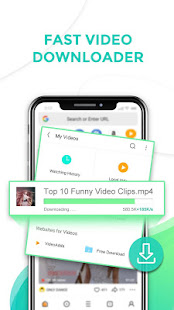 App UC Mini- Best Tube Mate & Fast Video Downloader APK for Windows Phone