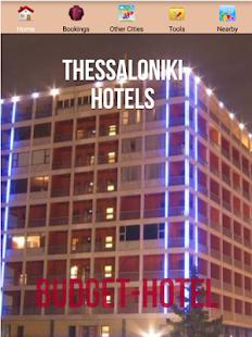 Thessaloniki Hotels - náhled